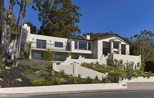 7161 Country Club Drive, La Jolla, CA 92037 (#190011846) :: Whissel Realty