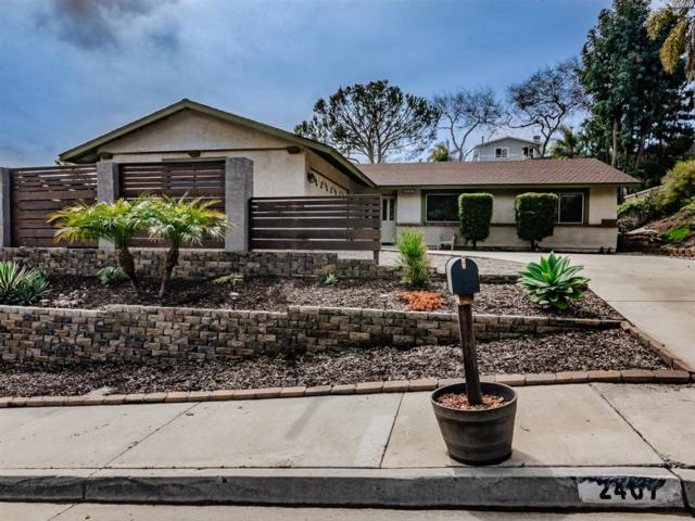 2407 Granada Way, Carlsbad, CA 92010 (#190011997) :: The Yarbrough Group