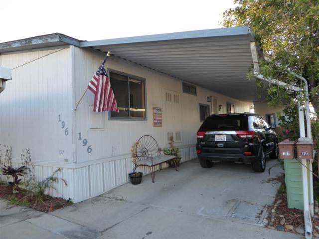 3340 Del Sol Blvd #196, San Diego, CA 92154 (#190012152) :: Neuman & Neuman Real Estate Inc.