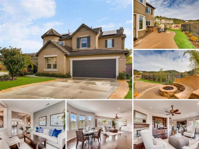607 Weatherstone Way, San Marcos, CA 92078 (#190012166) :: The Yarbrough Group