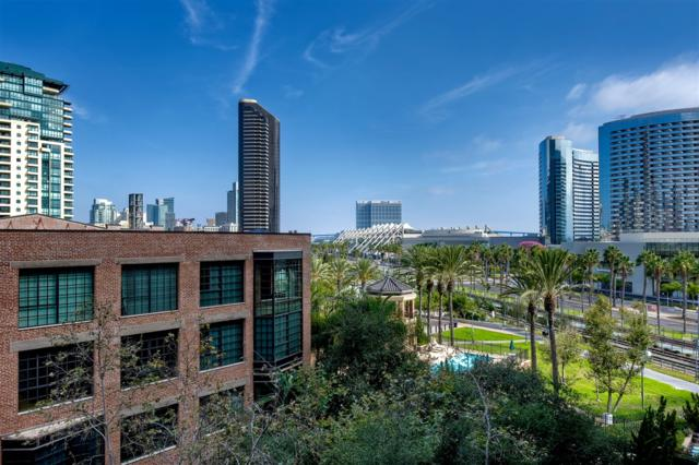 500 W Harbor Dr. #616, San Diego, CA 92101 (#190012446) :: Neuman & Neuman Real Estate Inc.