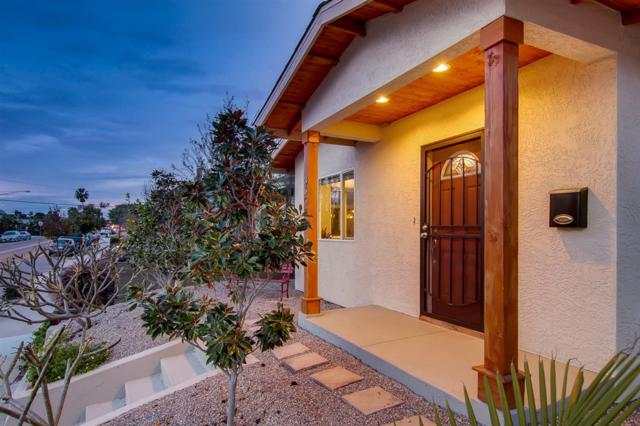 3657 Texas St, San Diego, CA 92104 (#190012459) :: Coldwell Banker Residential Brokerage