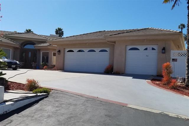 941 Morro Rd, Fallbrook, CA 92028 (#190012665) :: Neuman & Neuman Real Estate Inc.