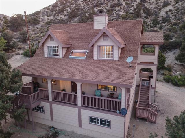 1736 Desert Front Rd, Wrightwood, CA 92397 (#190012675) :: Coldwell Banker Residential Brokerage