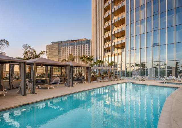 888 W E Street #1305, San Diego, CA 92101 (#190012707) :: Neuman & Neuman Real Estate Inc.