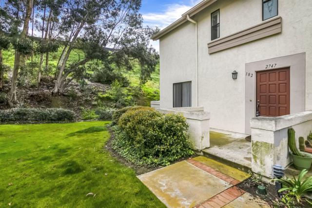 2747 Ariane Dr #182, San Diego, CA 92117 (#190012783) :: Neuman & Neuman Real Estate Inc.