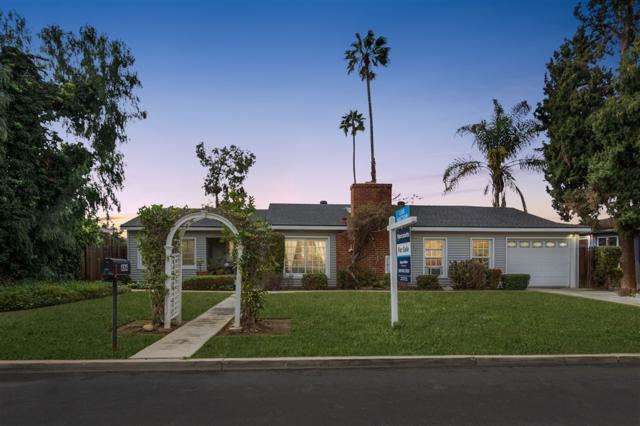 484 Silvery Ln, El Cajon, CA 92020 (#190012840) :: Coldwell Banker Residential Brokerage