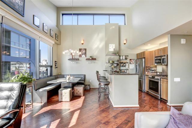350 11Th Ave #1124, San Diego, CA 92101 (#190012853) :: Neuman & Neuman Real Estate Inc.