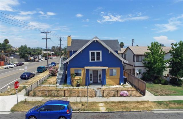 3607 Wightman Street, San Diego, CA 92104 (#190012986) :: Coldwell Banker Residential Brokerage