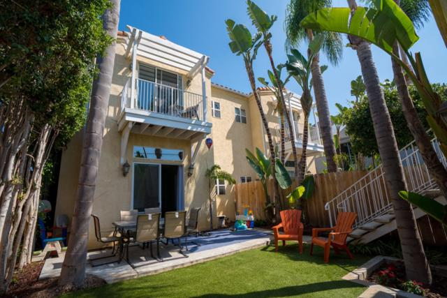1461 Chalcedony St, San Diego, CA 92109 (#190013041) :: Coldwell Banker Residential Brokerage