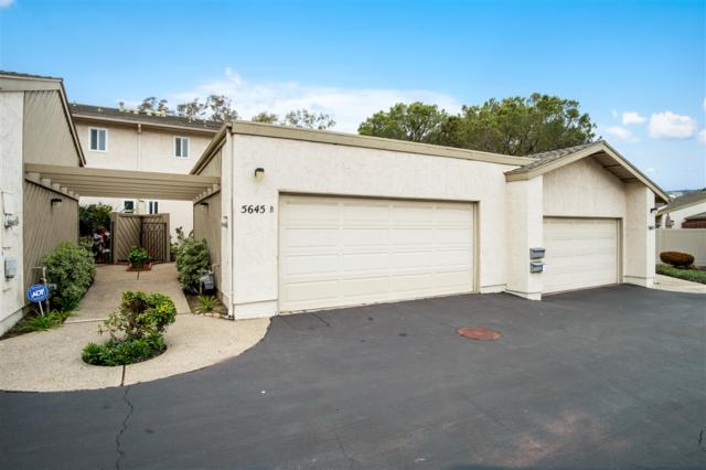 5645 Lake Murray Blvd B, La Mesa, CA 91942 (#190013129) :: Cane Real Estate
