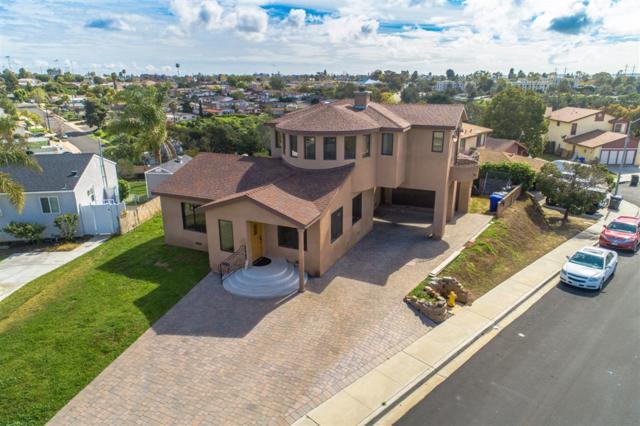 6435 Goodwin St, San Diego, CA 92111 (#190013435) :: Neuman & Neuman Real Estate Inc.