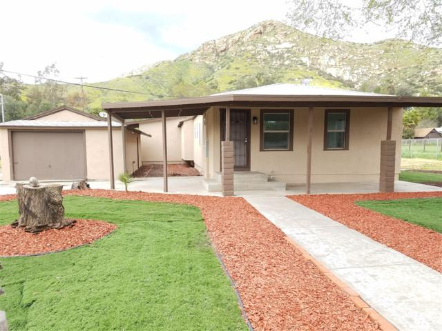 12744 Willow, Lakeside, CA 92040 (#190013443) :: Coldwell Banker Residential Brokerage