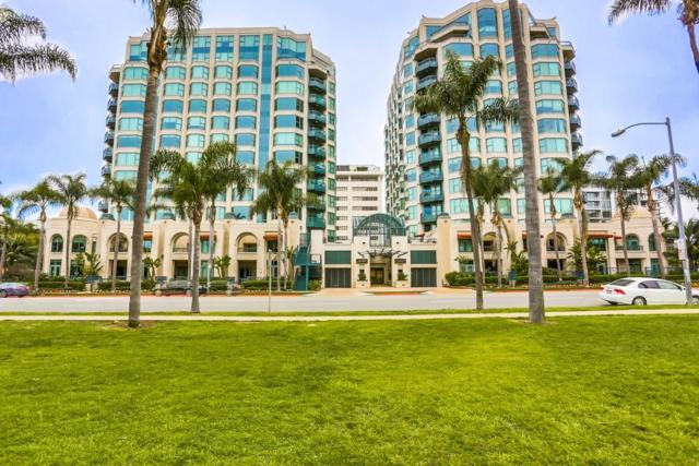 2500 6th Ave #604, San Diego, CA 92103 (#190013582) :: Coldwell Banker Residential Brokerage