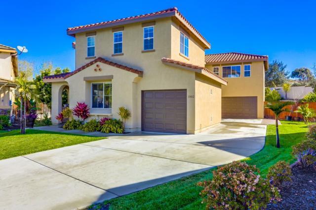 1002 Greenway Rd, Oceanside, CA 92057 (#190013632) :: Neuman & Neuman Real Estate Inc.