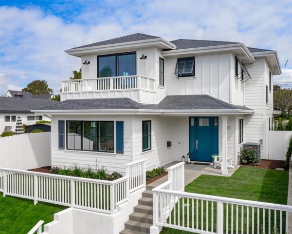 237 La Mesa Ave, Encinitas, CA 92024 (#190013683) :: Coldwell Banker Residential Brokerage