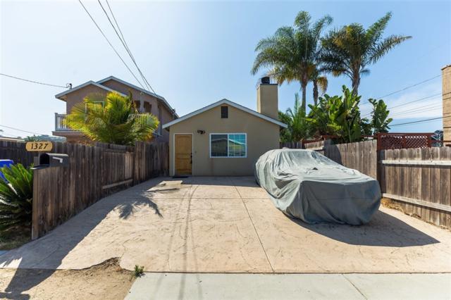 1327 Lehigh St, San Diego, CA 92110 (#190013797) :: Neuman & Neuman Real Estate Inc.