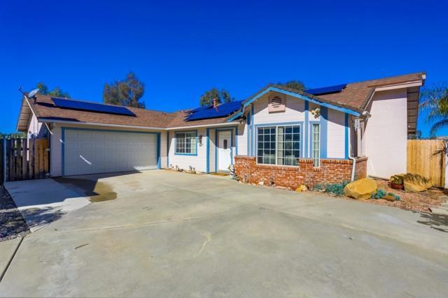 8538 Calle De Buena Fe, El Cajon, CA 92021 (#190013989) :: Coldwell Banker Residential Brokerage