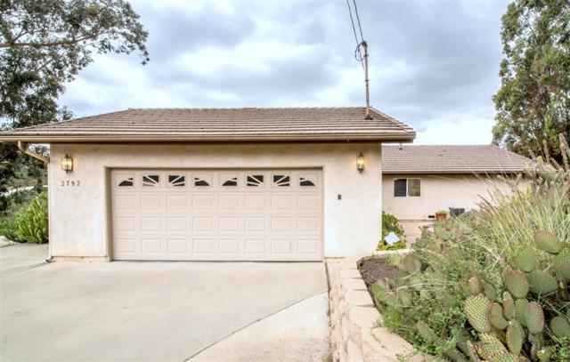 2792 La Cresta Rd., El Cajon, CA 92021 (#190014044) :: Welcome to San Diego Real Estate