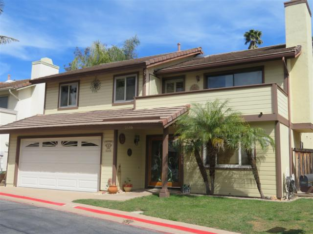 2110 Skyview Gln, Escondido, CA 92027 (#190014131) :: Whissel Realty