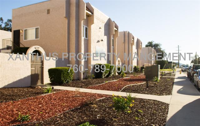632 A St #8, Ramona, CA 92065 (#190014135) :: Welcome to San Diego Real Estate