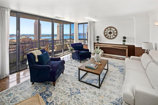 700 Front Street #1405, San Diego, CA 92101 (#190014140) :: Neuman & Neuman Real Estate Inc.