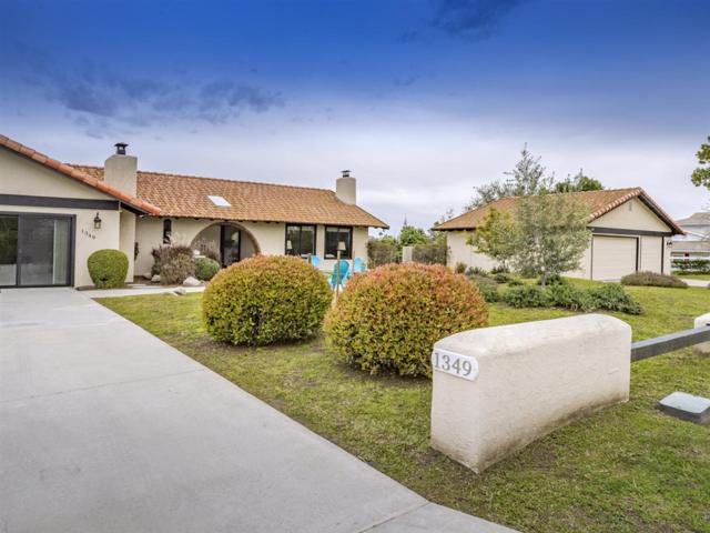 1349 Hillside Dr, Fallbrook, CA 92028 (#190014144) :: Neuman & Neuman Real Estate Inc.