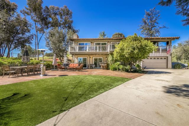 2316 Yucca Hill Rd, Alpine, CA 91901 (#190014147) :: Coldwell Banker Residential Brokerage