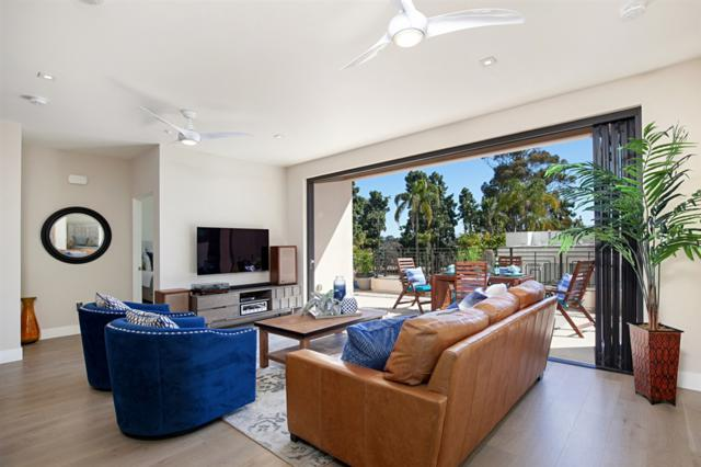 2665 5th Avenue #403, San Diego, CA 92103 (#190014170) :: Coldwell Banker Residential Brokerage