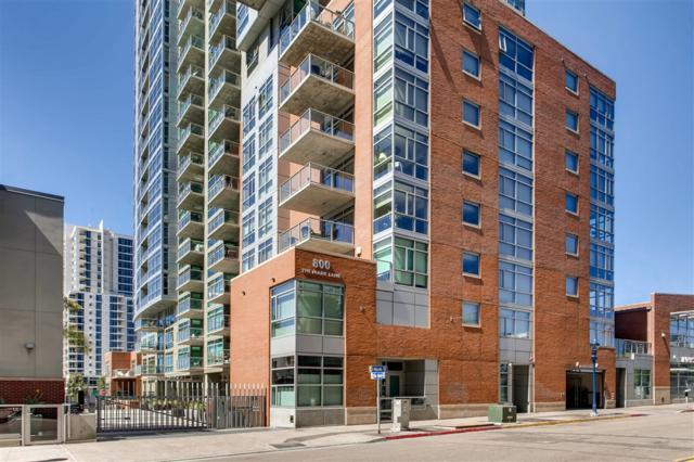 800 The Mark Lane #903, San Diego, CA 92101 (#190014184) :: Neuman & Neuman Real Estate Inc.