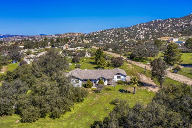 23970 Hartley Hill Road, Potrero, CA 91963 (#190014231) :: Neuman & Neuman Real Estate Inc.