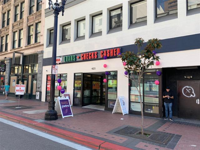 421 Broadway, San Diego, CA 92101 (#190014243) :: Coldwell Banker Residential Brokerage