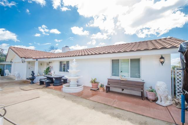 1241 Cresthill Rd, El Cajon, CA 92021 (#190014285) :: Pugh | Tomasi & Associates