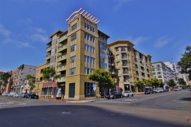 330 J Street #303, San Diego, CA 92101 (#190014306) :: Coldwell Banker Residential Brokerage
