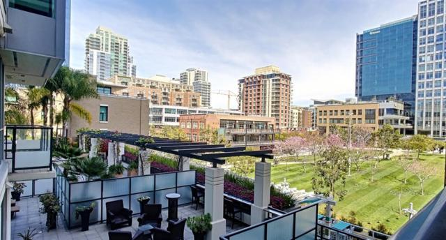 325 7th Ave #303, San Diego, CA 92101 (#190014349) :: Coldwell Banker Residential Brokerage