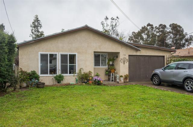 726 E St, Ramona, CA 92065 (#190014372) :: Welcome to San Diego Real Estate