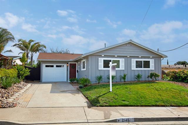 2145 Montclair Street, San Diego, CA 92104 (#190014383) :: Keller Williams - Triolo Realty Group
