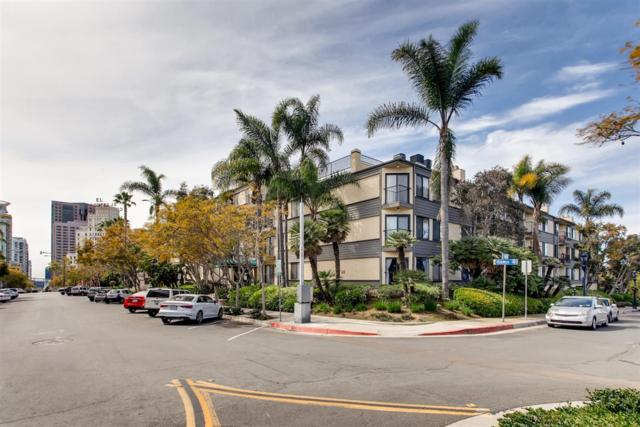 1650 8Th Ave #212, San Diego, CA 92101 (#190014421) :: Coldwell Banker Residential Brokerage
