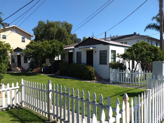 2051-57 2nd Ave, San Diego, CA 92101 (#190014469) :: The Yarbrough Group