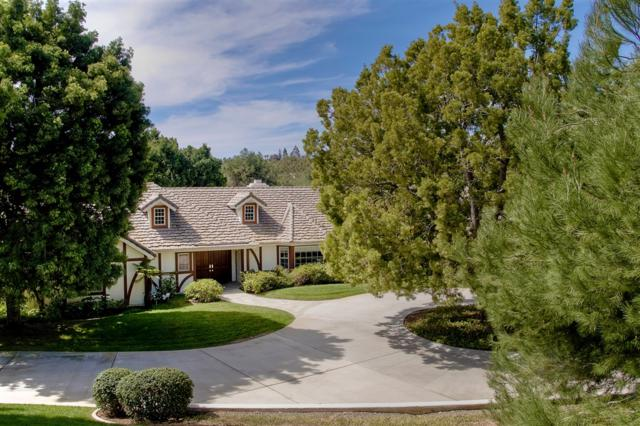 9 Country Glen Rd, Fallbrook, CA 92028 (#190014569) :: Keller Williams - Triolo Realty Group