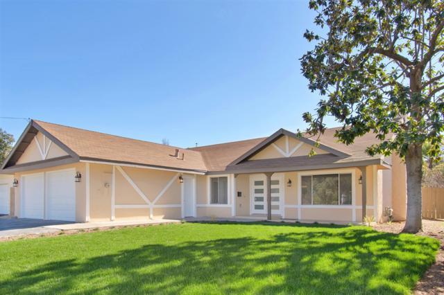 1042 Chestnut St, Escondido, CA 92025 (#190014610) :: Keller Williams - Triolo Realty Group