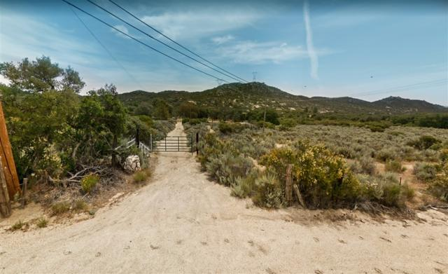 Lake Morena Drive #021, Campo, CA 91906 (#190014611) :: Welcome to San Diego Real Estate