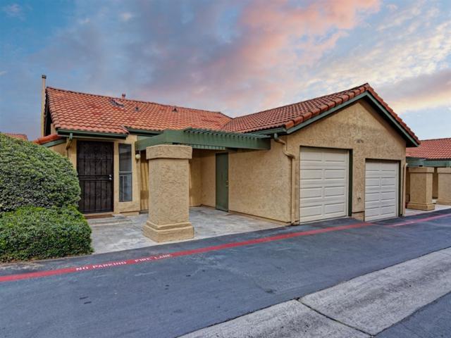 10794 Jeanne Terrace F, Santee, CA 92071 (#190014625) :: Coldwell Banker Residential Brokerage