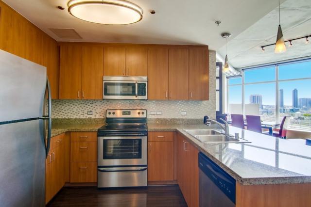 1080 Park Blvd #802, San Diego, CA 92101 (#190014678) :: Neuman & Neuman Real Estate Inc.