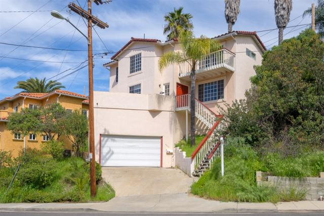 4643 Ashby St, San Diego, CA 92115 (#190014707) :: Cane Real Estate