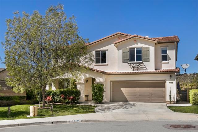 4136 Lake Shore Ln, Fallbrook, CA 92028 (#190014711) :: Pugh | Tomasi & Associates