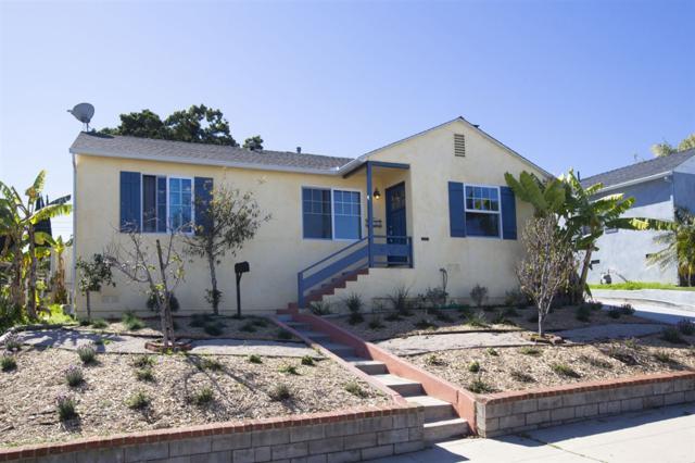 3053 N N Evergreen St, San Diego, CA 92110 (#190014722) :: Whissel Realty