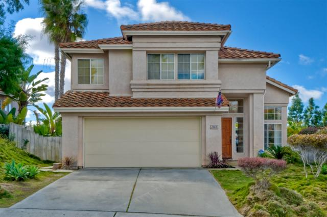 2363 Terraza Ribera, Carlsbad, CA 92009 (#190014743) :: Keller Williams - Triolo Realty Group