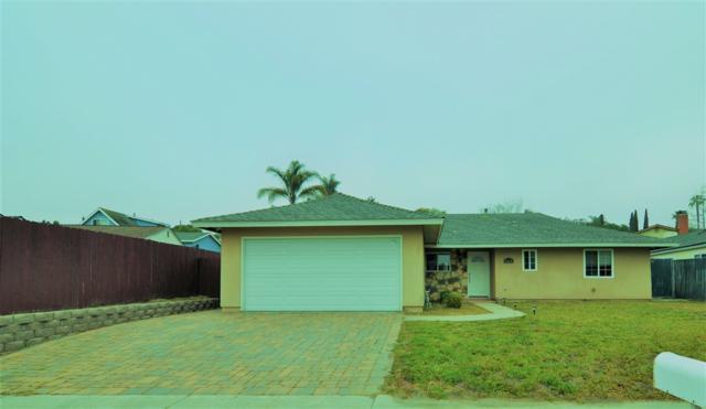 1614 Goodwin Drive, Vista, CA 92084 (#190014888) :: Coldwell Banker Residential Brokerage