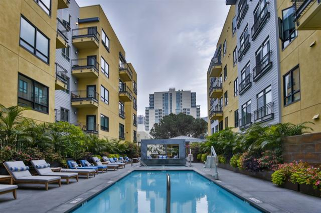 889 Date St. #220, San Diego, CA 92101 (#190014891) :: Be True Real Estate